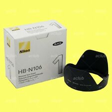 Genuine Nikon HB-N106 Bayonet Lens Hood for AF-P DX 18-55mm f/3.5-5.6G VR