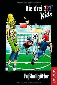 Die drei ??? Kids 42. Fußballgötter (drei Fragezeichen) ...   Buch   Zustand gut