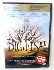 Big Fish (Dvd, 2004) Jessica Lange