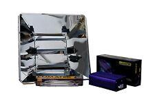 Lumatek 400v 1000w Electronic Ballast/ Miro Reflector+ 1000w 400v DE Bulb