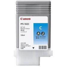 Cartuchos de tinta Canon cian para impresora Universal