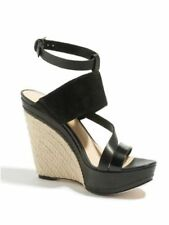GUESS by MARCIANO Polly Wedge BLACK 9