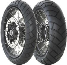 Avon AV53/AV54 TrailRider Front & Rear Tire Set 100/90-19 & 120/80-18