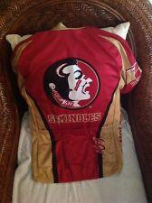 rare florida state fsu seminoles cycling de marchi brand jersey size S mens