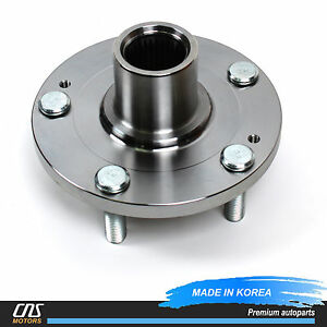 Wheel Hub Front Fits 06-15 Hyundai Kia 2.0L 3.3L 3.8L OEM 51750-3K000