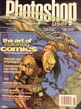 Photoshop Magazine Art Of Coloring Comics July/August 2010 092917nonrh