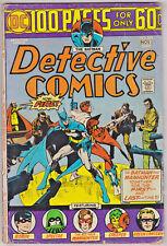 DETECTIVE COMICS#443 VG 1974 DC BRONZE AGE COMICS