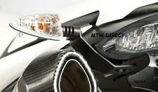 Triumph Speed Triple ('11-) Indicator Adapters for R&G Tail Tidy - IAS0003BK