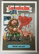 Garbage Pail Kids Oh The Horror Sticker 9a 80's Sci-Fi Mac Ready