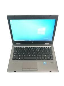 """HP ProBook 6475b 14"""" A6 4400M 2.70GHz 8GB RAM 500GB HDD Win 10 Pro"""