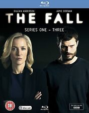 The Fall Complete Collection 1-3 Blu Ray Box Set All Seasons 1 2 3 UK Release R2