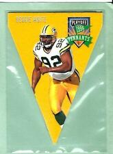 """REGGIE WHITE - 1996 Playoff Contenders """"Pennants"""" - #68 - Combined Shipping"""