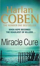 HARLAN COBEN Miracle Cure - version anglaise + PARIS POSTER GUIDE