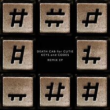 Keys and Codes Remix EP [EP] by Death Cab for Cutie (CD, Nov-2011, Atlantic (Lab
