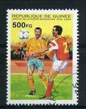 GUINEE - 1995, timbre 1051C, Sport, Football, oblitéré