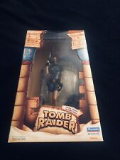Playmates Toys Tomb Raider Tall: Lara Croft in Wet Suit with Two Removable.