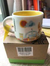 Starbucks Thailand Mini Mug 2017 Exclusive for Thailand Collection