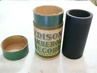 RARE 1906 Edison PHONOGRAPH AMBEROL WAX CYLINDER RECORD: 4M-303 MY OLD KENTUCKY