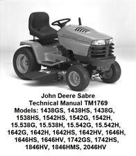 Carburetor Carb For John Deere SABRE 1846HV and 1846HMS 2046HV Lawn Tractor