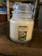 Yankee Candle Medium jar  Christmas Cookie  NEW
