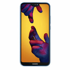 Huawei P20 Lite 64GB 5.8' ITALIA Smartphone Android NUOVO 4GB RAM Dark Blue