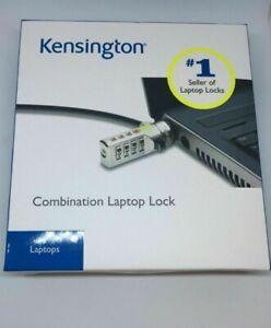 Kensington Portable Combination Lock Sealed, Brand New In Original Box.
