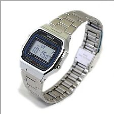 Casio Collektion A164WA-1VES Herrenuhr Retro Design
