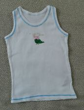 boys George the pig sleeveless top vest size 2-3 years Mothercare