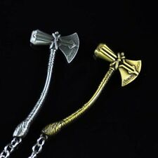 Avengers Infinity War Thor Stormbreaker Alloy Key Chains Keychain Keyring Gift