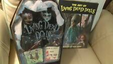 Living Dead Dolls Jack and Jill and The Art of Living Dead Dolls BOOK!