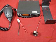 Kenwood TK-8160H-K TK8160 Mobile Radio UHF 450-490 45watt 128ch COMPLETE PACKAGE