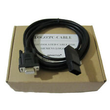 Optical Isolated PC-LOGO PLC Programming Cable for Siemens LOGO!RS232 Cable