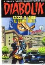 Fumetti e graphic novel europei e franco-belgi Diabolik