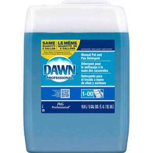 Dawn Manual Pot & Pan Detergent, Original Scent, 5 Gallon Pail (PGC70681)