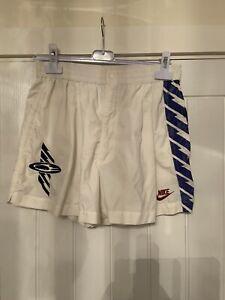 Vintage Nike Agassi Challenge Court 1993 Shorts In Large
