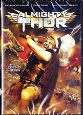 Almighty Thor NEW DVD