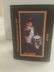 KRONPRINZ TOY SOLDIERS-  Napoleonic- First Legion, Britains Drummer
