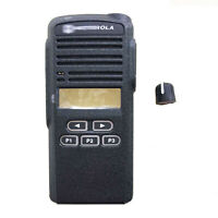 Replacement Repair case Housing for Motorola CP185 Limited Keypad Portable Radio