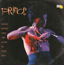 PRINCE - I Could Never Take The Place Of Your Man - 1987 - Paisley Park - Ger