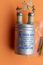 Bosch MPK type 0670 245 004 0.22uF 850V capacitor Q1500 var 2 spade terminals