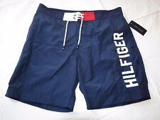 Men's swim trunks board shorts Tommy Hilfiger NEW XL 78B0906 409 navy blue NWT