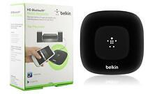 New Sealed Belkin HD Bluetooth Music Receiver TAP PLAY LISTEN Phone APP