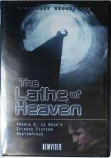 Lathe of Heaven (DVD, 2000) NTSC / FACTORY SEALED / Region 1