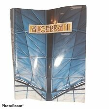 BJU Press Algebra 1 Textbook Third Edition