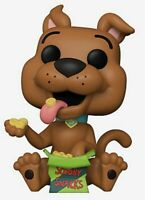 FUNKO POP! SCOOBY-DOO with Scooby Snacks Animation HOT TOPIC EXCL - PREORDER