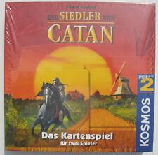 die Siedler Von Catan das Kartenspiel für Zwei Spieler