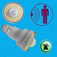 4W LED Tramonto All'alba Sensore PIR Movimento Sensore Sicurezza Notte Lampadina BC B22 Lampada
