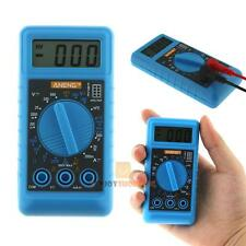 Mini Pocket DMM LCD Digital Multi Meter OHM Test Voltmeter Ammeter w/ Buzzer