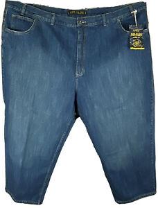 626 Blue Men's Jeans Size 56 x 28 Loose Fit Blue