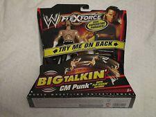Mattel WWE Flex Force Big Talkin CM Punk Action Figure